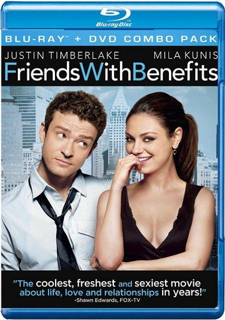 Download Friends With Benefits (2011) 720p BluRay x264 Free