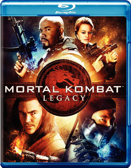 Mortal Kombat: Legacy (2011)  BluRay 720p x264 DTS - HDChina