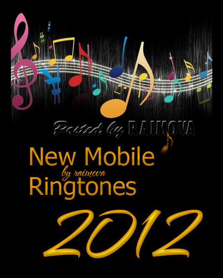 New Mobile Ringtones 2012