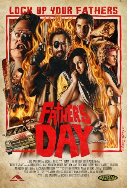 Fathers Day (2011) DVDSCR XviD BBnRG