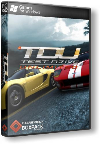 Test Drive Unlimited: Night Mod (2007-2011/RUS RePack �� R.G. BoxPack)
