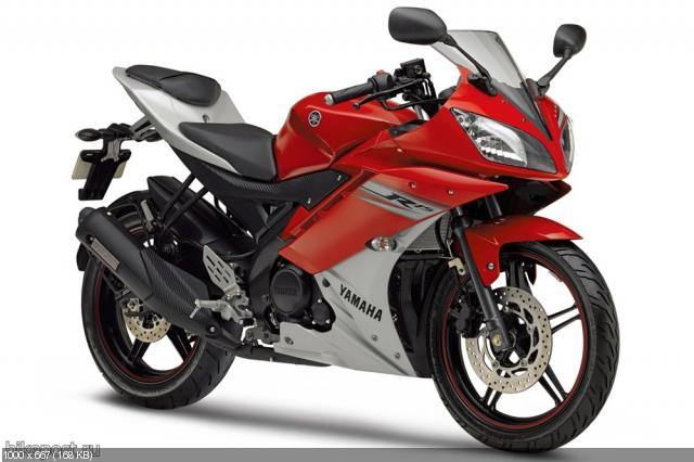 Обновила и представила новый мотоцикл