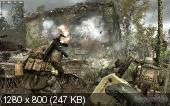 Call Of Duty 4 Modern Warfare v1.7 / MPonly RiP (2011/RUS)
