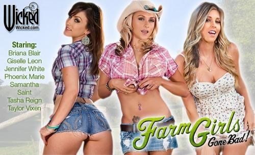 Плохие девочки с фермы