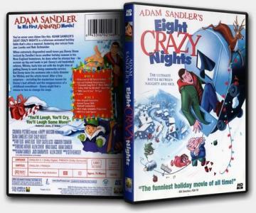 Восемь безумных ночей / Eight Crazy Nights (2002)