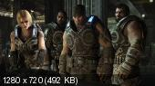 Gears of War 3 (LT+2.0/LT+3.0) (2011/RF/RUS/XBOX360)