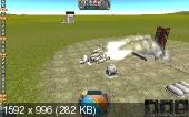 Kerbal Space Program v0.10.1 (2011/Rus/Pc)