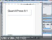 QuarkXPress 9.1 Мульти/Русский 2011