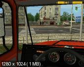Euro Truck Simulator: Russian Edition (2008-2013)