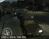 Grand Theft Auto IV Ultra Mod v1.0.4.0 (PC/RePack Brys/RU)