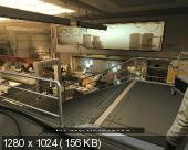Deus Ex Human Revolution v1.2.633.0 + 2 DLC (Repack Fenixx/RU)