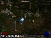 Антология Diablo от 1.03 до 1.13c (ENG+RUS)