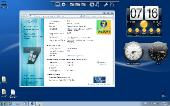 Windows 7x86 Ultimate UralSOFT v.1.10 [Русский] Скачать торрент