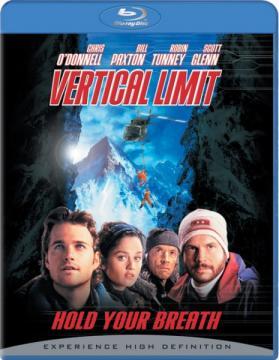 Вертикальный предел / Vertical Limit (2000) BDRip 720p