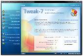 Tweak-7 1.0 Build 1120 [Мульти, есть русский] Скачать торрент