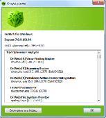 Dr.Web Anti-virus & Security Space Pro 7.0.0.101.00 Final