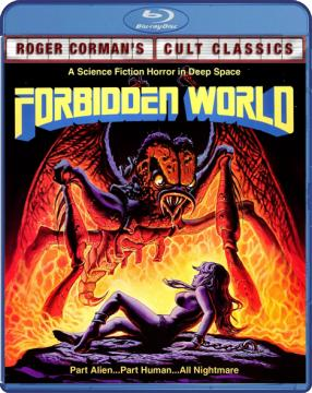 Запретный мир / Forbidden World (1982) BDRemux 1080p