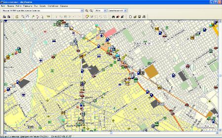 Карты Южной Америки для MapSource [ обновляемые версии карт, v. 11.10.11, 2011 ]