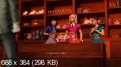 Барби: Академия принцесс / Барби Принцесса Очарования / Barbie Princess Charm School (2011) DVDRip
