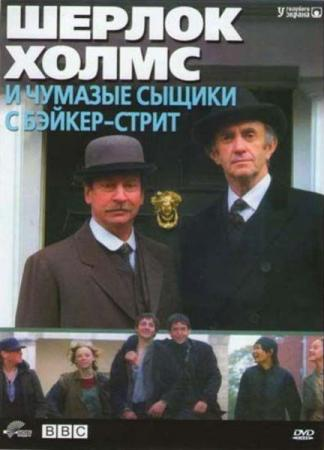 Шерлок Холмс и чумазые сыщики с Бэйкер-стрит / Sherlock Holmes and the Baker Street Irregulars (2007) DVDRip