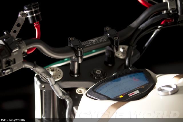 Флэт-трекер RSD Desmo Tracker