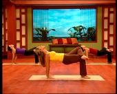 Дениз Остин: Йога - контроль веса / Denise Austin: Yoga Body Burn (DVD5/RU)