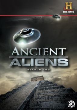 Древние пришельцы (Сезон 3) / Ancient Aliens (season 3) Серии 1 -14 (2011) HDTVRip 720p