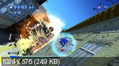 Sonic Generations (RePack) [2011, Arcade (Platform)]