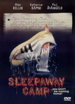 Спящий лагерь / Sleepaway Camp (1983) HDTV 1080i