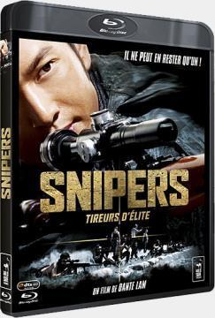 Снайпер / The Sniper / Sun cheung sau (2009) Blu-ray 1080p