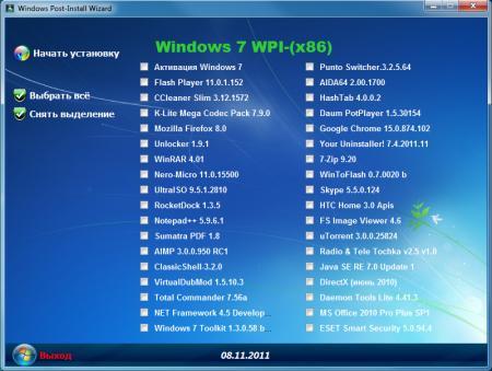 Microsoft Windows 7 ���������� SP1 [ v. 6.1 7601.17514, ����������, x86/x64, WPI � DVD, 08.11.201