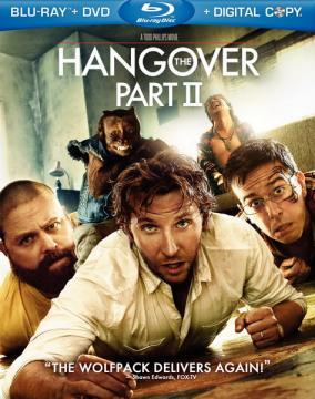 Мальчишник 2: Из Вегаса в Бангкок / The Hangover Part II (2011) Blu-ray