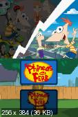 Phineas and Ferb: 2 Disney Games [EUR] [NDS]