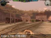 Hard Truck: Apocalypse / Ex Machina v.1.3 (2005/RUS) RePack by MOP030B