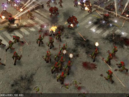 Антология Warhammer 40.000 Dawn of War (2008/RUS/ENG/Repack by R.G. Origami)