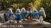 Smerfy / The Smurfs (2011) PL.720p.BluRay.x264-B89 +m720p