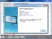 Hot Virtual Keyboard v7.02 (2011)
