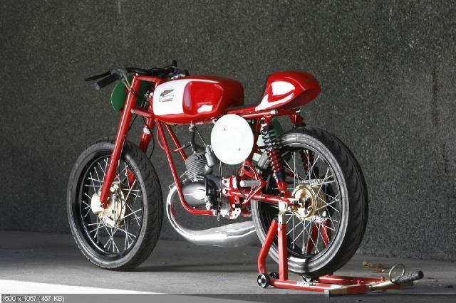 Мотоцикл Radical Ducati 48 Sportiva