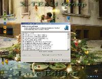 Windows XP SP3 X-TEAM Group 2011-1 Love Edition (RUSx86)