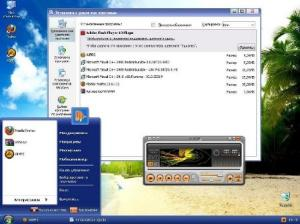 Windows XP SP3 150mb by Electro (27.01.2011RUS)