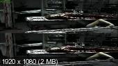 Шрам 3D / Scar 3D  Вертикальная анаморфная
