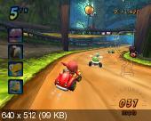 Cocoto Kart Racer / Кокото: Адский картинг (PC/RUS)
