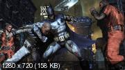 Batman: Arkham City / Batman: Аркхем Сити (2011/RUS/ENG) RePack от R.G. Механики