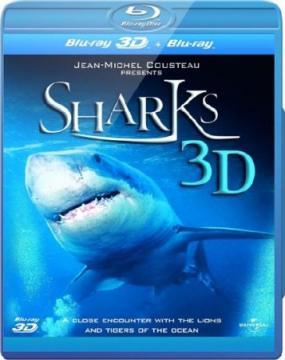 Акулы 3D / Sharks 3D (2004) BDRip 720p