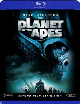 Планета обезьян / Planet of the Apes (2001) BDRemux 1080p