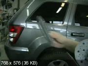 Покраска автомобиля своими руками (2009) CamRip