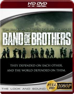 Братья по оружию / Band of Brothers (2001) HDDVDRip 720p