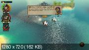 Pirates Of Black Cove.v 1.0.5.8062 + 1 DLC (RUS/ENG/Repack от Fenixx) обновлён от 14.12.2011