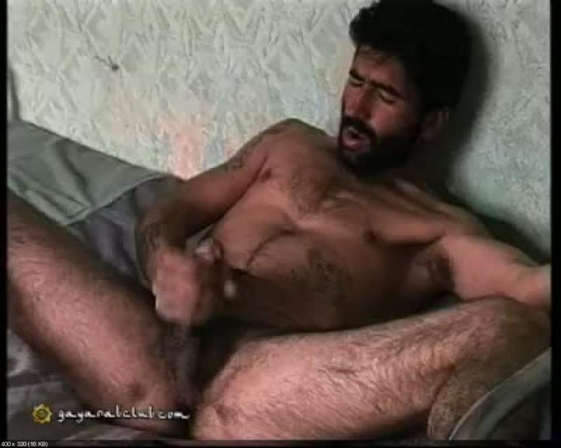 Arab big men naked