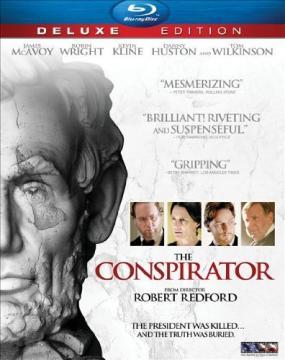 Заговорщица / The Conspirator (2010) Blu-Ray Remux 1080p